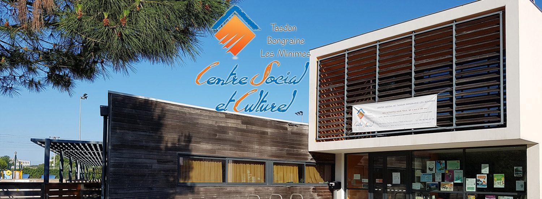 Centre Social et Culturel Tasdon Bongraine Les Minimes