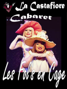 Sortie Déjeuner/Spectacle au Cabaret la Castafiore à Nantillé - REPORTÉ au 5 décembre 2021 @ Cabaret La Castafiore